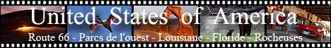 photos, banque d'images et carnets de voyages aux états-unis : louisiane, ouest, alaska, route 66...
